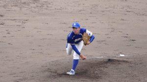 67回生・塚元投手